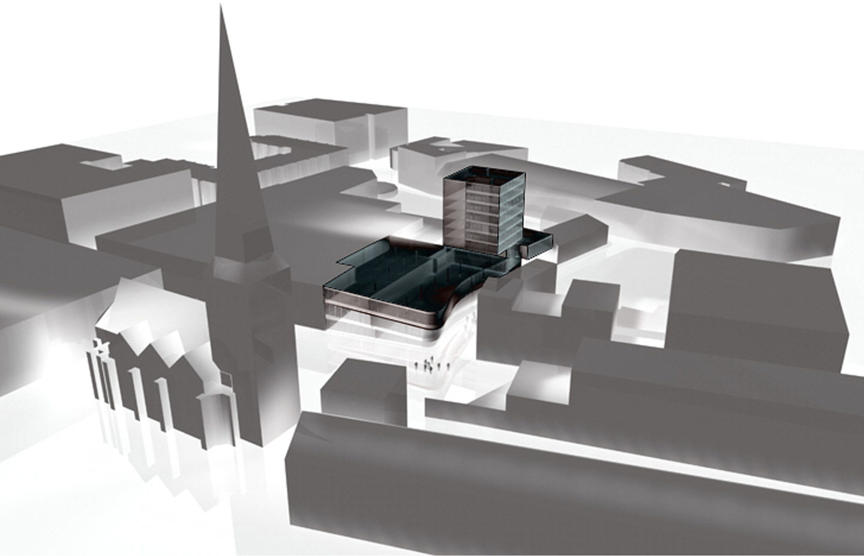 Petersen Architekten Gesellschaft Fur Architektur Urbane